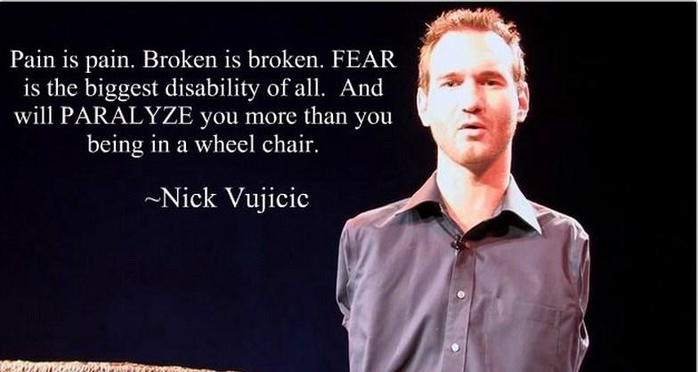 Biografia De Nick Vujicic Incluyeme Com