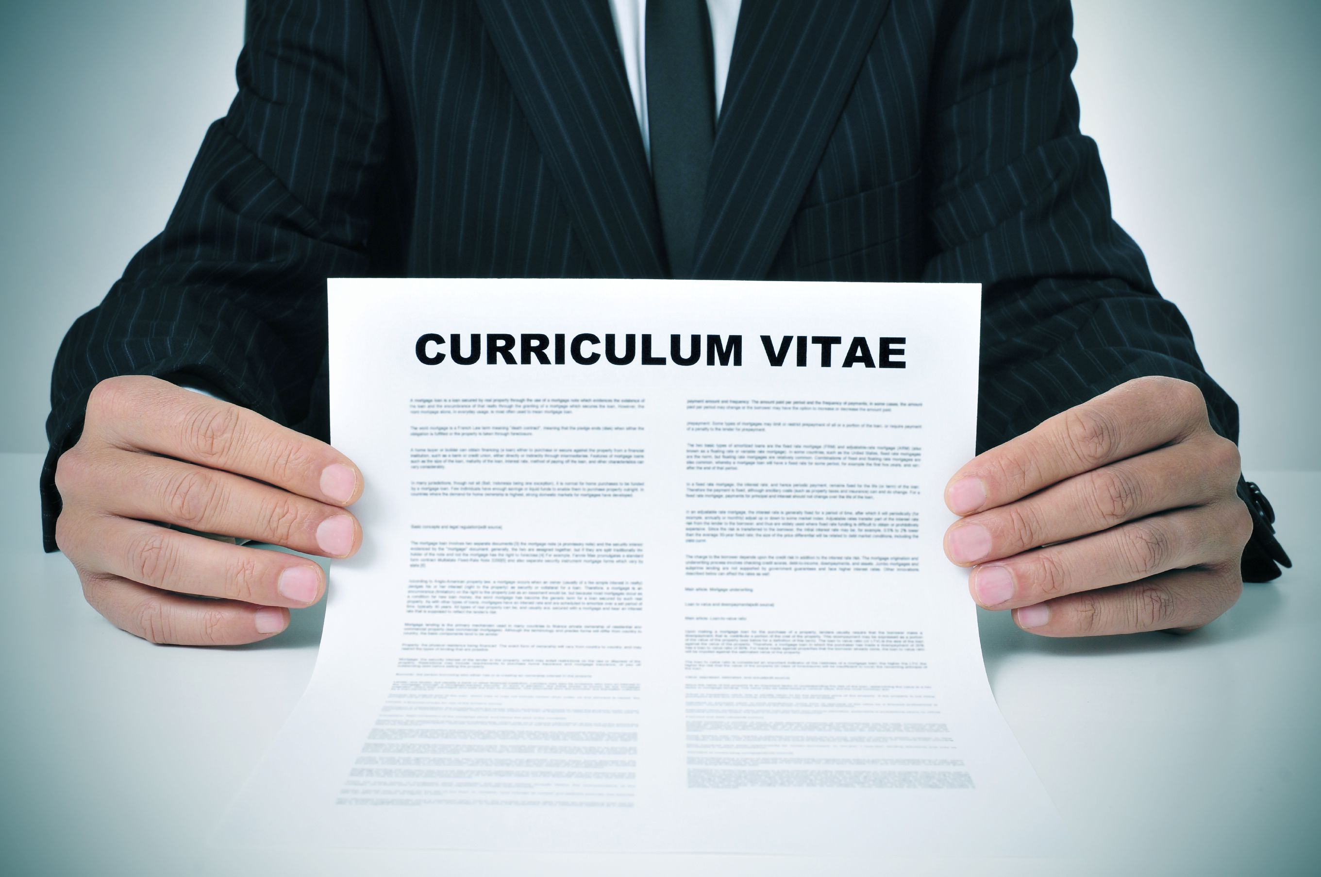 Prepara tu curriculum | Incluyeme.com