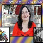Carolina Ferreira logros cambios objetivos sordoceguera cambio