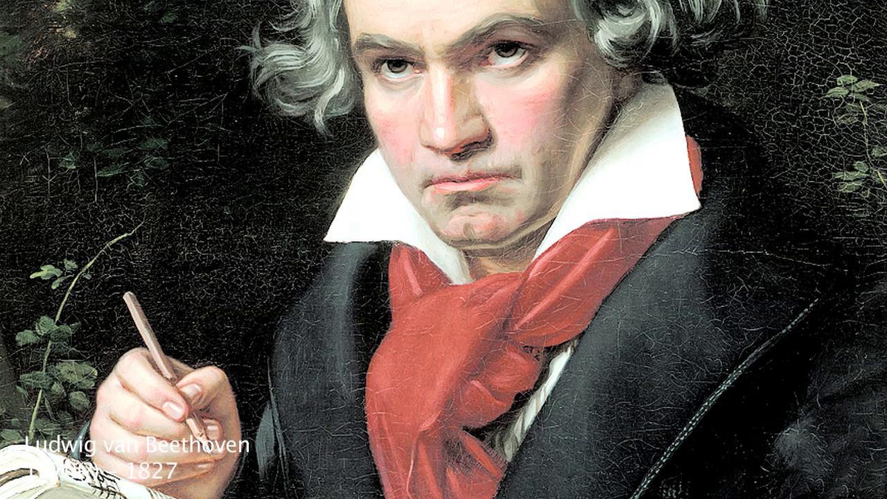 Ludwig van Beethoven personajes historicos con discapacidad persona discapacitada musico artista