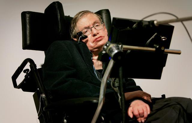 Stephen Hawking personajes historicos con discapacidad persona discapacitada