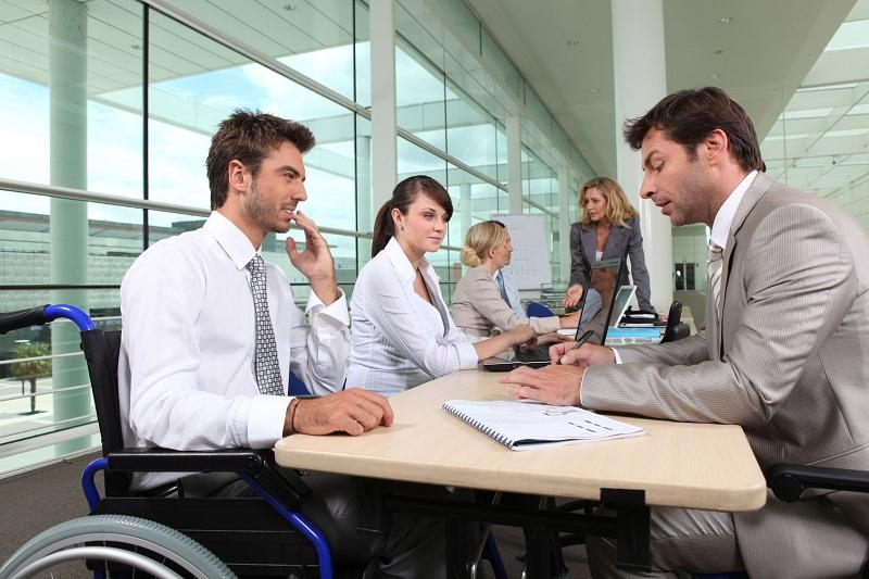 inclusión social y accesibilidad de personas con discapacidad empleos discapacitado apoyo ayuda