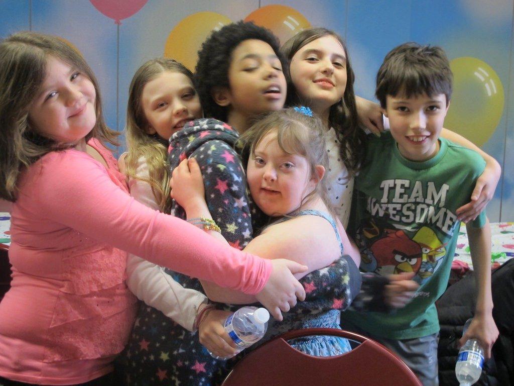 integración escolar incluir apoyo inclusión discapacidad discapacitado síndrome