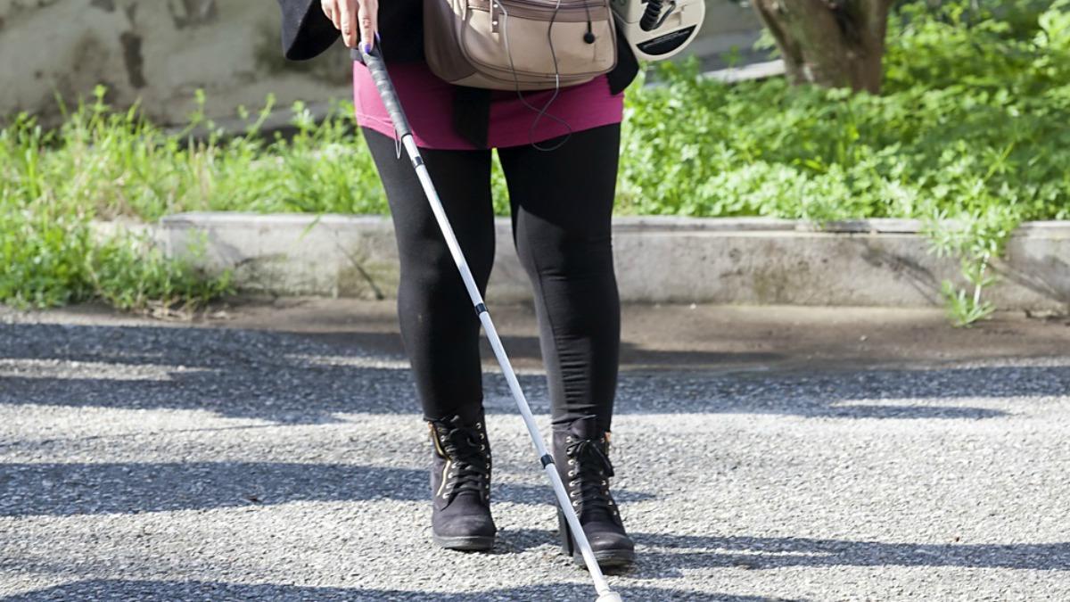 sordoceguera Carolina Ferreira logro cambio licenciada venezuela discapacitada discapacidad trabajo integracion