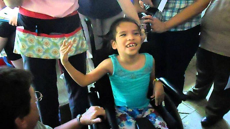 videojuego para la rehabilitación ayuda apoyo niño niña parálisis cerebal rehabitar inlcuyeme inclusión