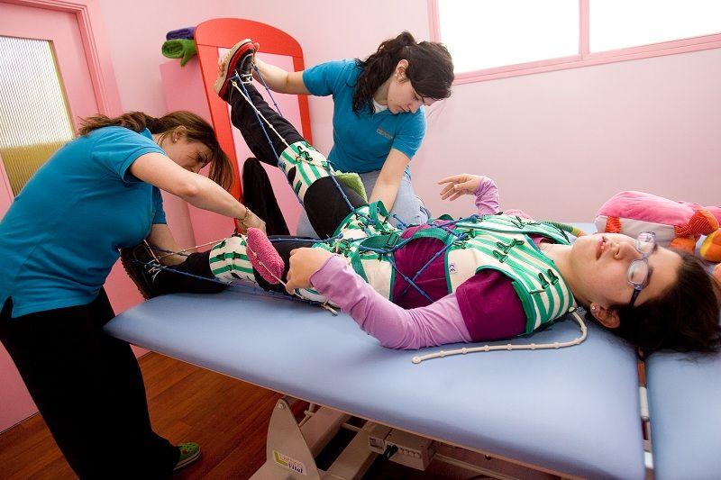 videojuego para la rehabilitación incluyeme inclusion niño paralisis cerebral apoyo ayuda