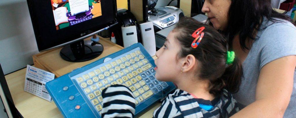 App para rehabilitación de discapacidades motoras discapacitados niños niñas ayuda integracion 2017