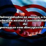 inclusión social y accesibilidad de personas con discapacidad apoyo ayuda discapacitados trabajos trabajar inclusivo