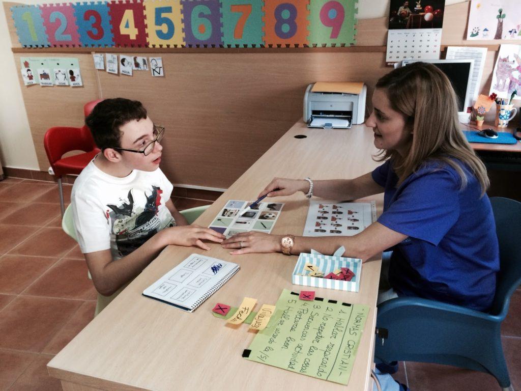 terapias necesita una persona con parálisis cerebral 2017 apoyo necesidad cuidado integrar integracion