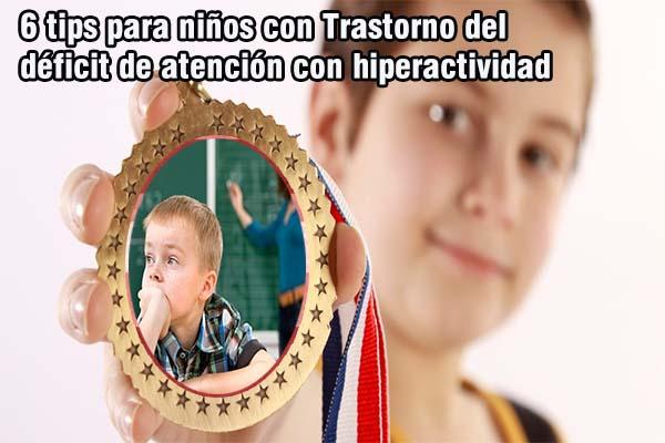 niños con Trastorno del déficit de atención tratamiento ayuda apoyo 2017 ayudar apoyar integrar