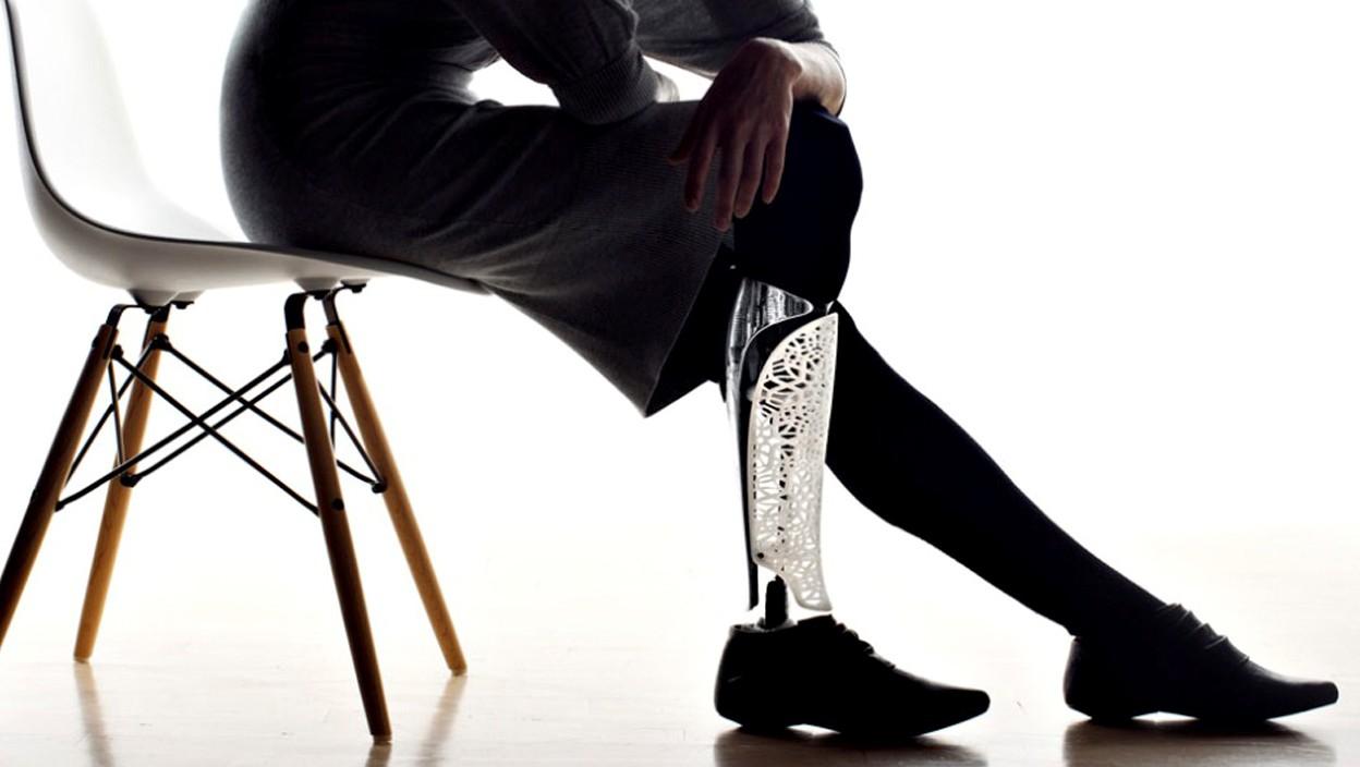 prótesis 3D para personas integración discapacitado discapacitados discapacidad inclusivo