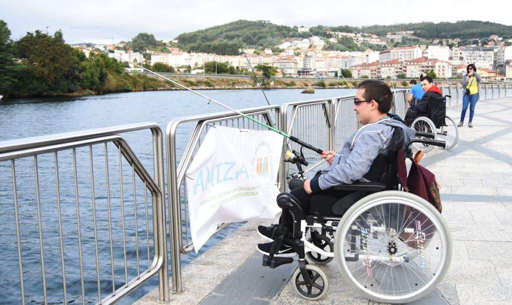 primer barco para personas con discapacidad incluye inclusión inclusivo 2017 apoyo ayuda