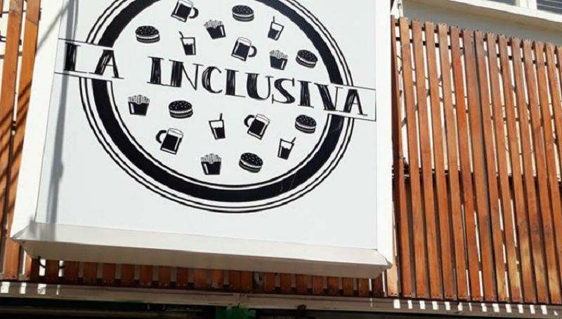 restaurant más inclusivo chile 2017