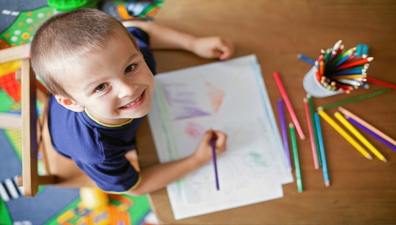 Estrategias de relajación para niños con trastorno inclusivo inclusión