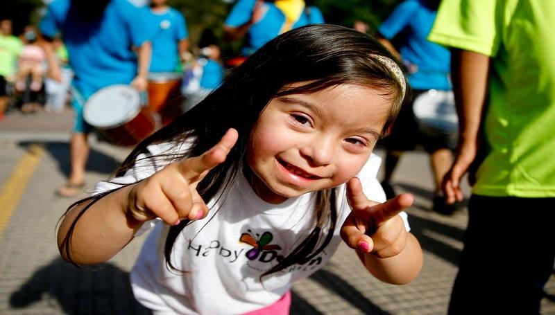 Olimpiadas para personas con Síndrome de Down inclusivo inclusión incluyeme