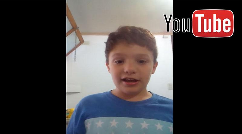 youtuber con Asperger