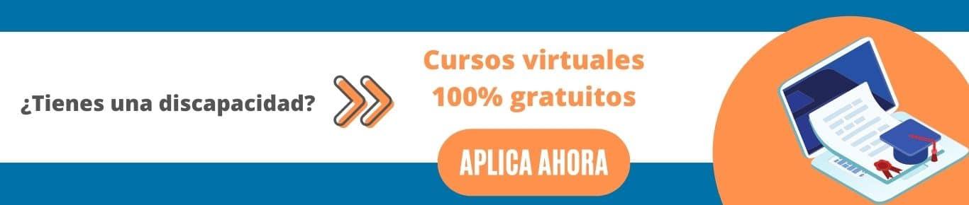 Cursos virtuales 100% gratuitos