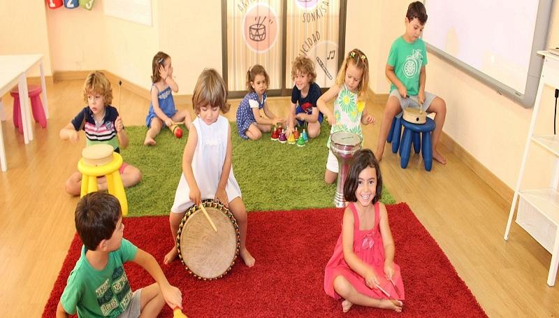 musicoterapia en el autismo trabajo inclusión niños inclusivo discapacidad