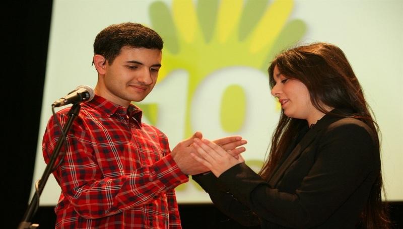 personas con sordoceguera discapacidad visual deficiencia visual apoyo ayuda incluir inclusión