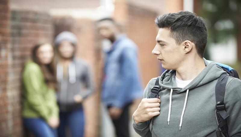 adolescente con Síndrome de Asperger