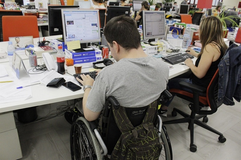 ley de cuotas discapacidad discapacitado niños niñas personas