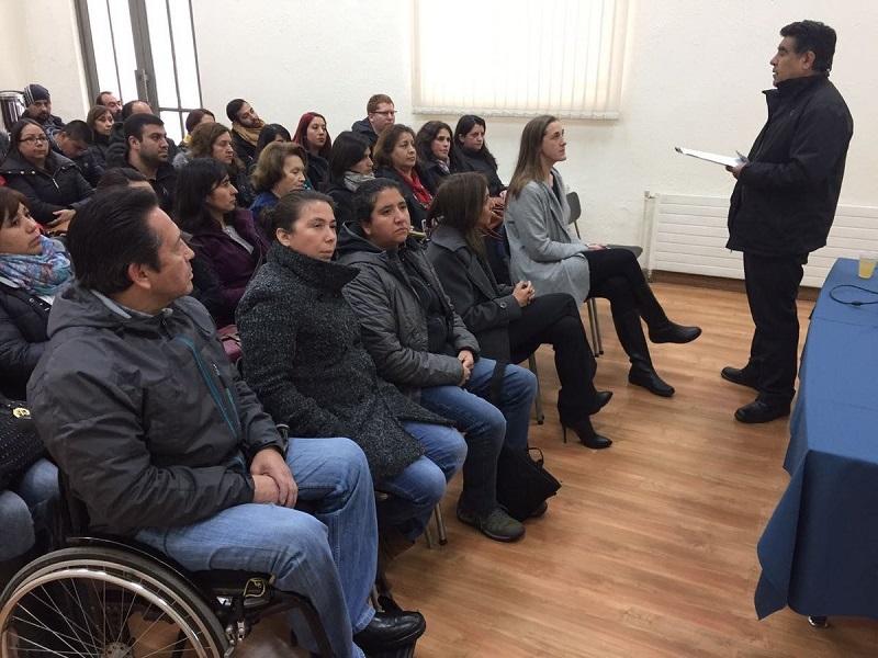 ley de inclusión laboral en Chile incluyeme inclusivo discapacidad