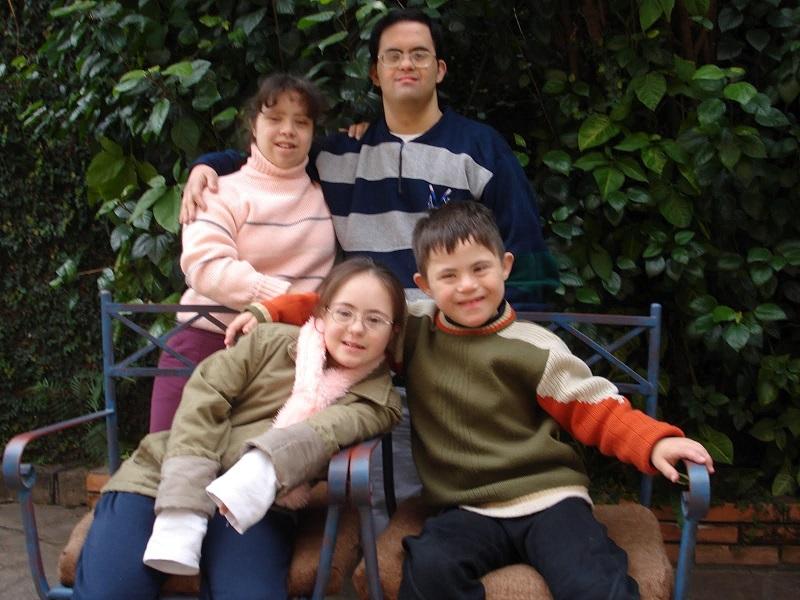 sexualidad en personas con discapacidad familia hijos niños discapacidad integrar