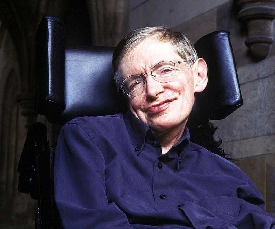 Stephen William Hawking Famosos con discapacidad