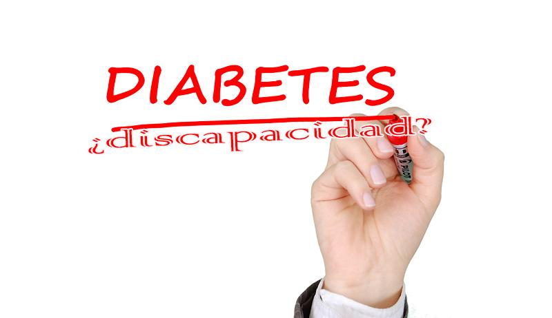 diabetes como causa de discapacidad