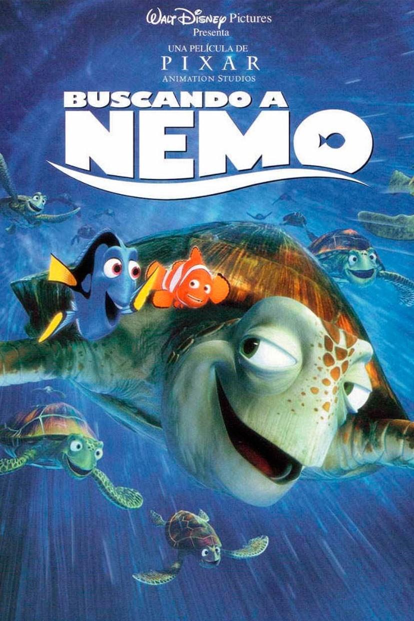 películas para educar a los niños buscando a Nemo