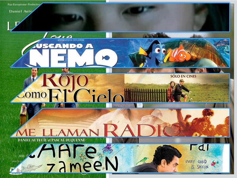 películas para educar a los niños