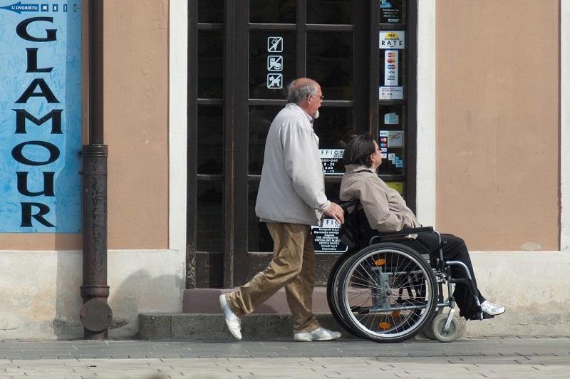 sobrellevar discapacidad
