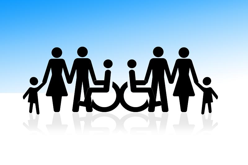 tipos de discapacidad diferentes discapacidades