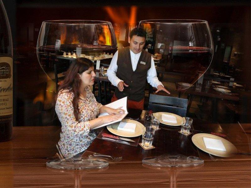 trabajar en restaurantes chile discapacitados